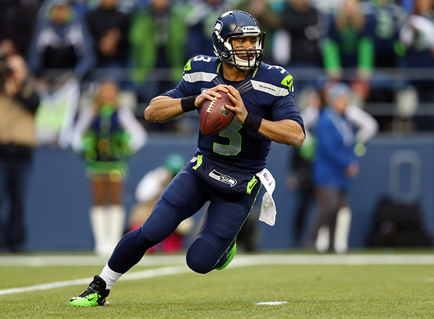 You don't need me to tell you Russell Wilson is great: So here's why he's great!