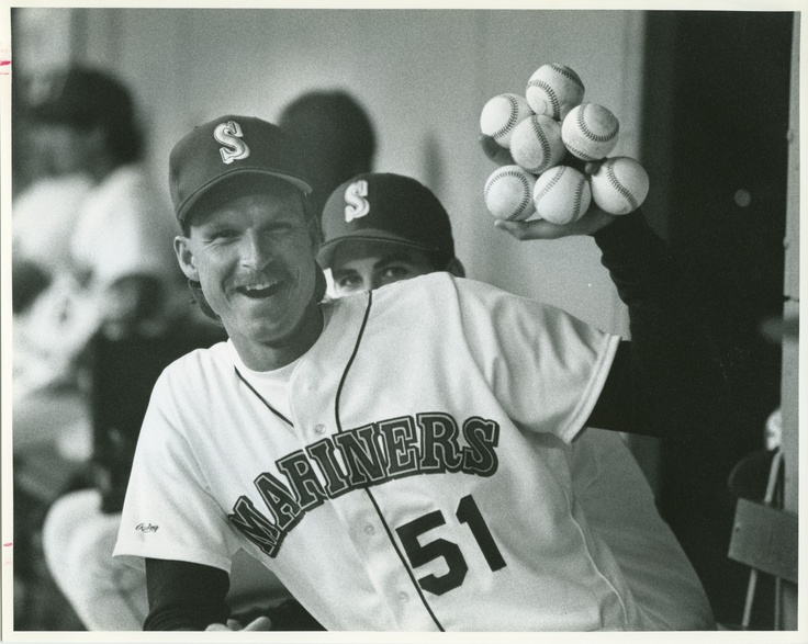 Former Mariner Great Randy Johnson in the Hall of Fame