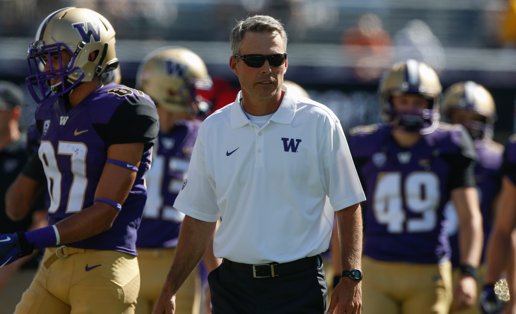The Huskies Haul in a New Recruiting Class