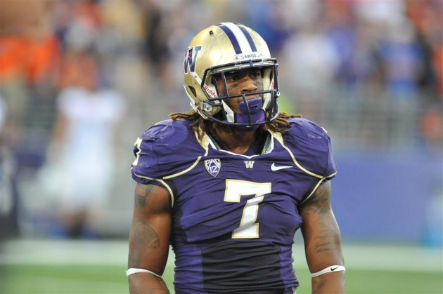 Washington Huskies: Shaq Thompson to Carolina Panthers with 25th Pick