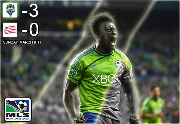 Seattle Sounders: Starting the Season with a Kick