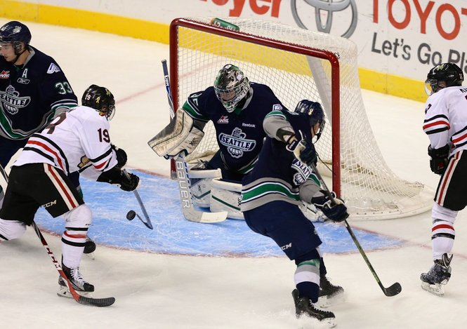 Seattle Thunderbirds: Weekend Series Split With Portland