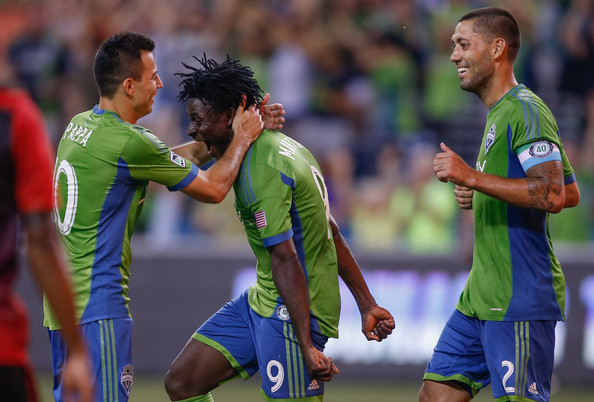Sounders FC: The 4-4-2 Formation and How the Sounders use it