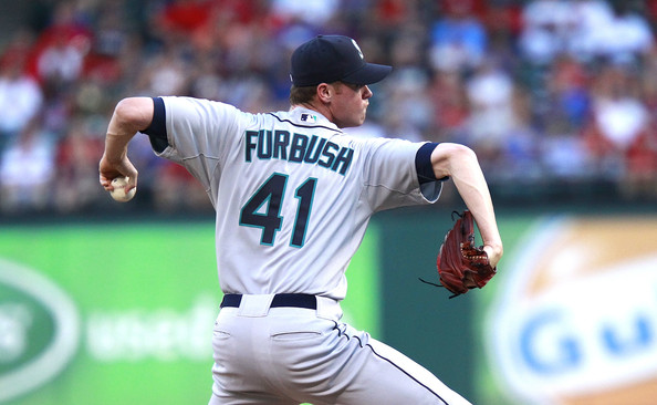 Seattle Mariners: Getting to Know Charlie Furbush