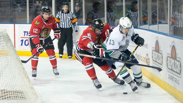 Seattle Thunderbirds Weekend Recap: Lipsbergs goals not enough