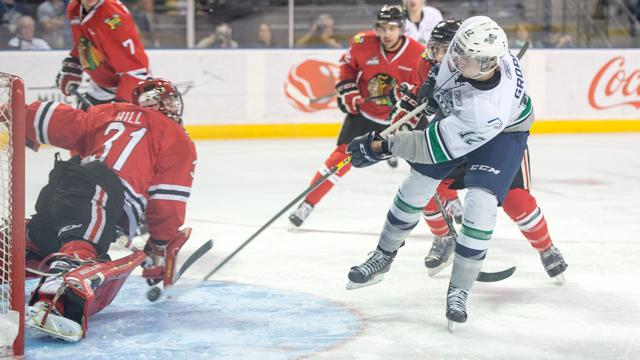 Seattle Thunderbirds: Portland About to Feel The THUNDER!