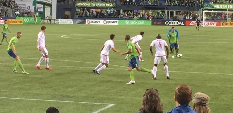 Seattle Sounders: San Jose send Sounders Quaking in their Boots