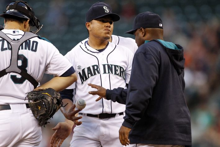 Seattle Mariners:  Erasmo Ramierez traded for Tampa Prospect