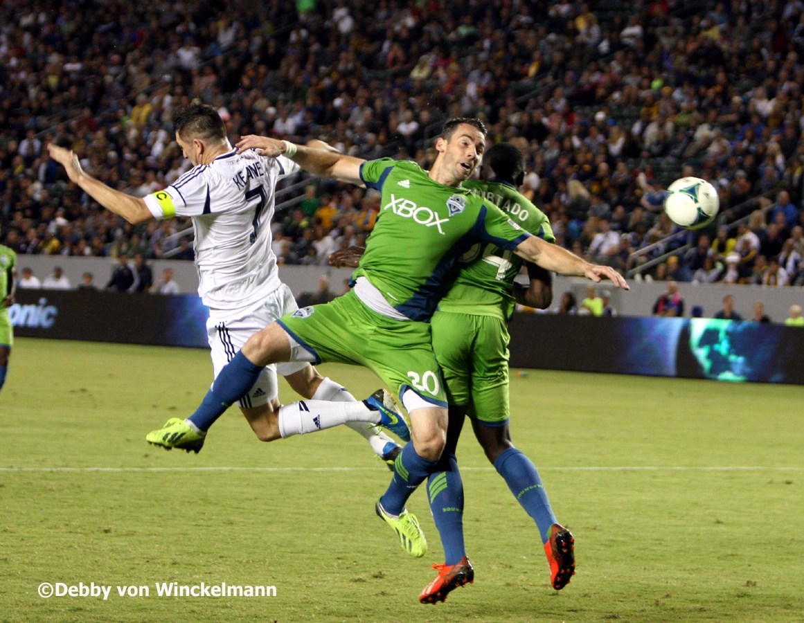 Sounders FC:  Game 4 Recap at LA Galaxy