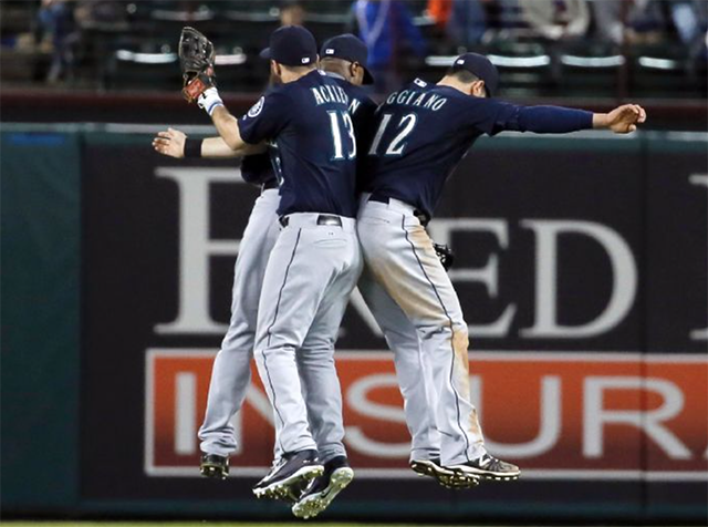 Baseball Recap: Seattle Mariners 2, Texas Rangers 1
