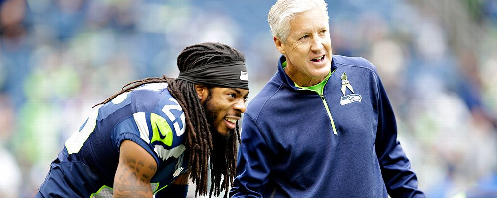 Seattle Seahawks: 2015 Schedule