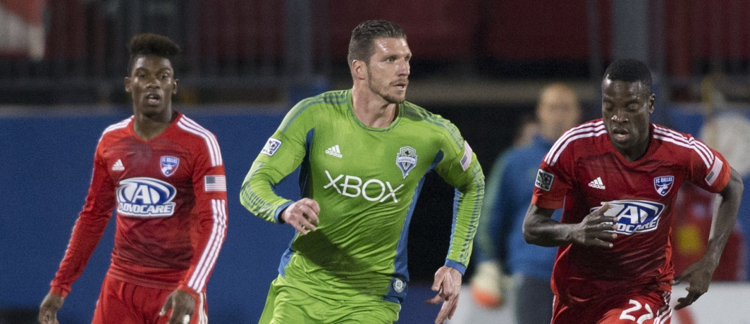 Seattle Sounders:  Kenny Cooper waived by Sounders