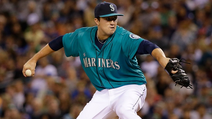 Seattle Mariners: Getting to Know Carson Smith