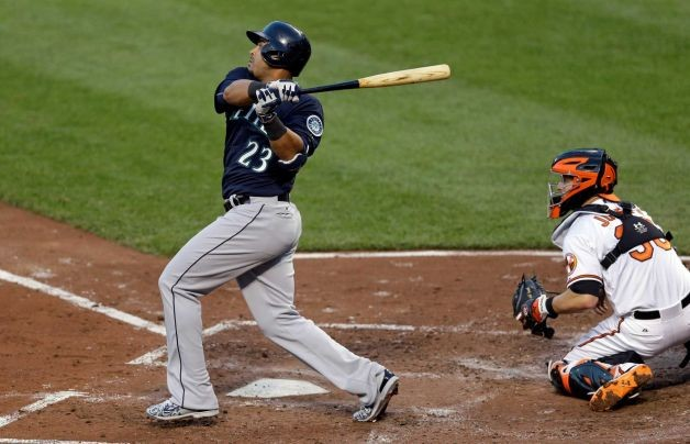 Mariners 4, Orioles 9: Nelson Cruz Returns to Camden Yards with a Bang, but Young Pitcher Shelled Early