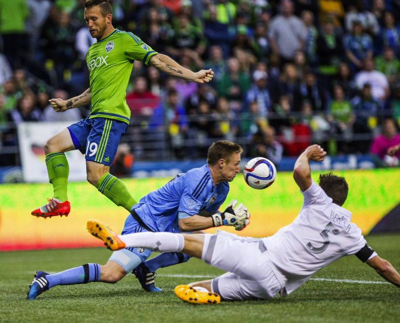 Sounders FC 0 Sporting Kansas City 0: Sounders Dominate Possession, but Not the Game