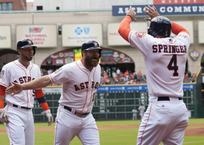 SSU Baseball Recap: Seattle Mariners 6, Houston Astros 7