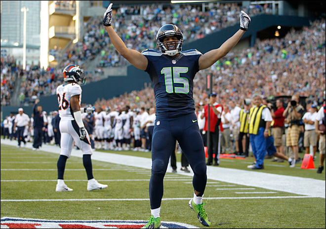 Seattle Seahawks: WR Jermaine Kearse Signs a 1 Year Tender