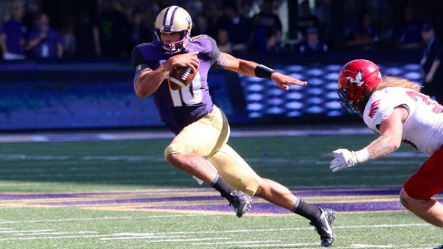 UW Football:  Former Starting QB Cyler Miles Retires