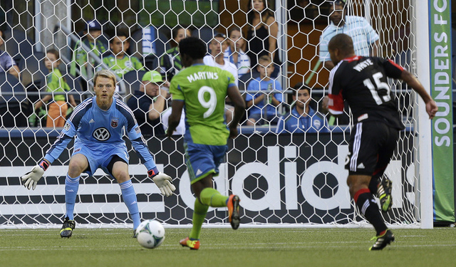 """Seattle Sounders: The other Washington """"United"""" meet the Rave Green Depleted"""