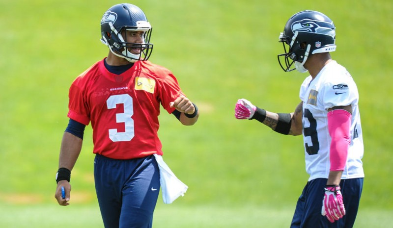 Seattle Seahawks: Wilson and Thomas earn top 25 honors in NFL Network Poll