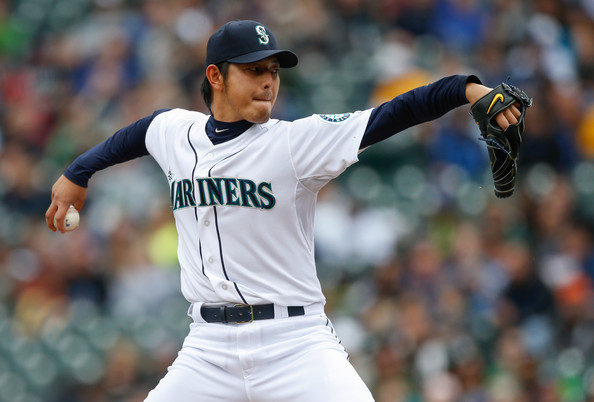 Mariners Series Recap:  Orange County Angels Manage a split with the M's