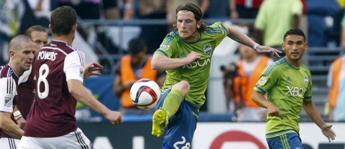 Colorado Rapids 1 Seattle Sounders FC 0: A Rapid Attack in the 84th minute downs the Rave Green