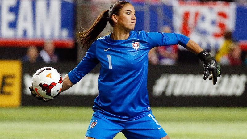 On Notice:  Hope Solo Wins, the Haters lose