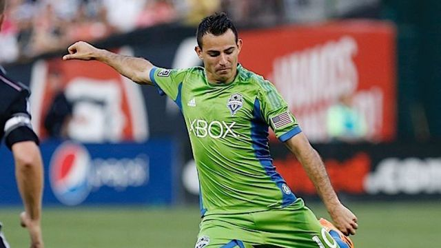 Seattle Sounders FC: Midfielder Marco Pappa arrested for DUI