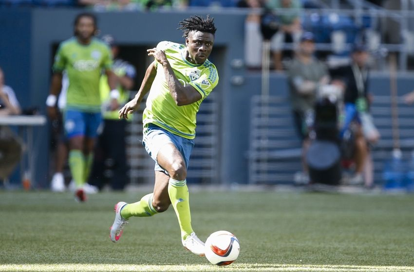 Sounders FC: Oba Returns Earns a Spot on MLS Team of the Week