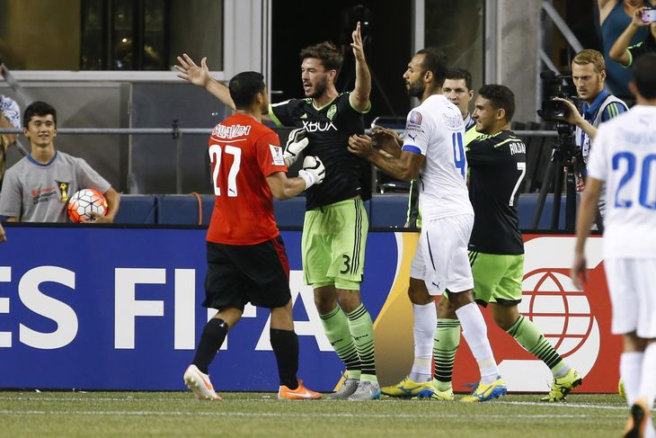 """C.D. Olimpia – 1 Seattle Sounders FC – 2:  Sounders play their """"B"""" squad but earn an """"A+"""" for dogged determination"""