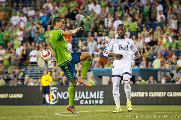 Vancouver Whitecaps 3 Seattle Sounders 0: Whitecaps drown the Sounders