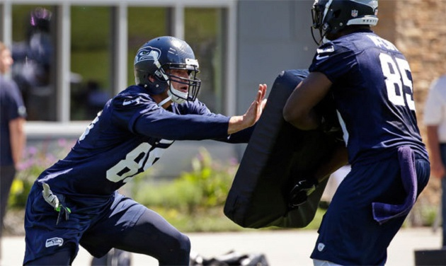 How Kam back at SS and Jimmy at TE Will Help Seahawks Win Sunday