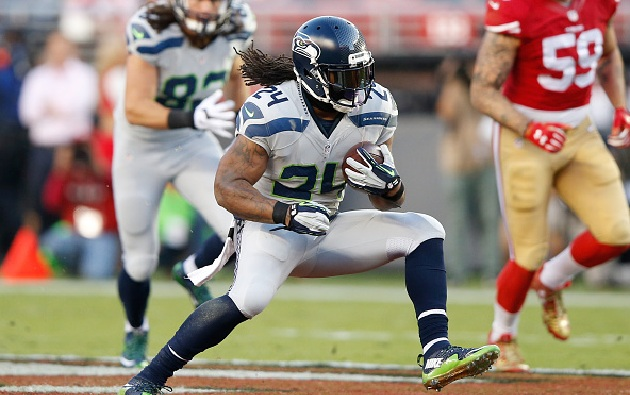 Seahawks stomp Santa Clara 20-3, leave 49ers panning for gold