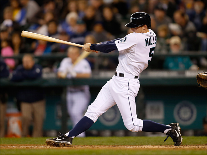 Seattle Mariners: Make 6 Player Trade to Rays Including Brad Miller