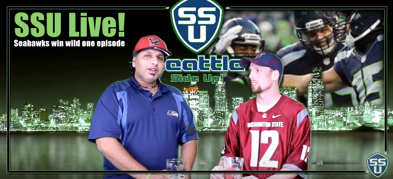 SSU Live TV Seahawks and Apple Cup Edition