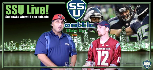 SSU TV Live: Seahawks and Apple Cup