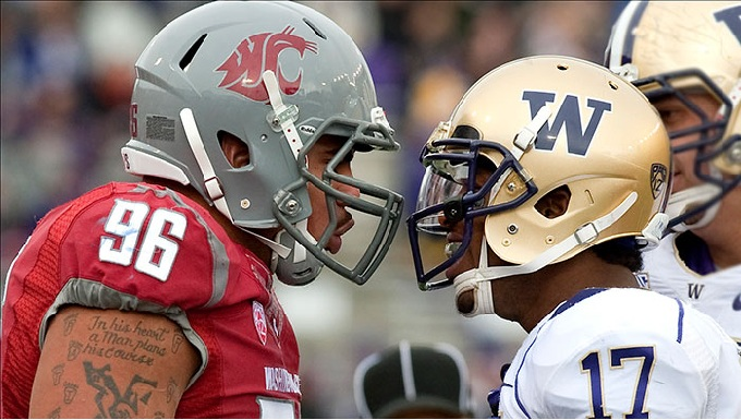 UW Football: Will this year's Apple Cup be Golden or Red Delicious?