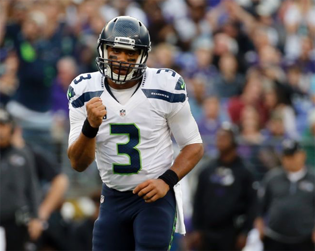 Seahawks cruise to 35-6 victory over Ravens, suffer injuries