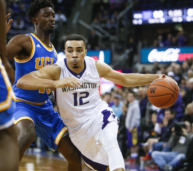 Pac-12 leading Huskies travel to LA for showdown versus Bruins and Trojans