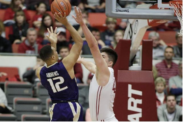Huskies 3-0 in Pac-12, take care of Wazzu in OT 99-95