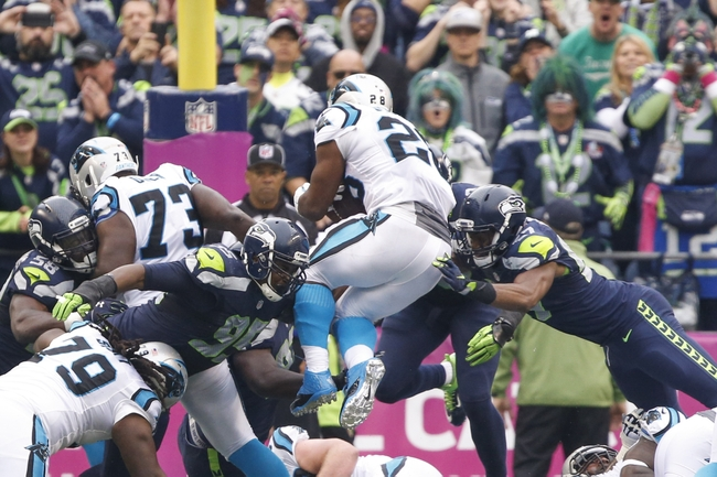 Seahawks Stage a Heroic Comeback but Come Up Just Short, fall 31-24 to Carolina