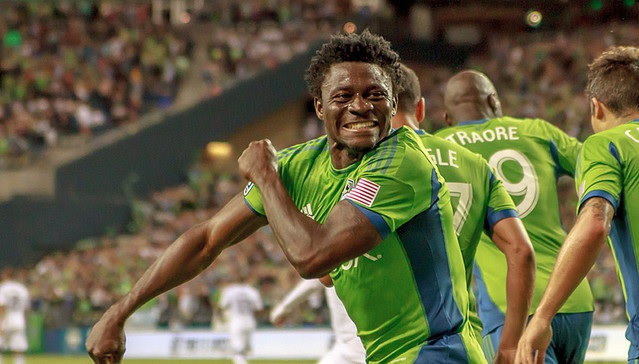 Oba Bids Farewell to Sounders