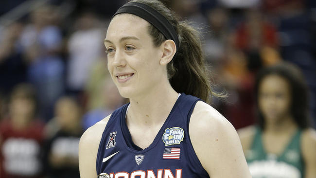 Seattle Storm Draft the Most Prolific College Basketball Player Ever…Breanna Stewart