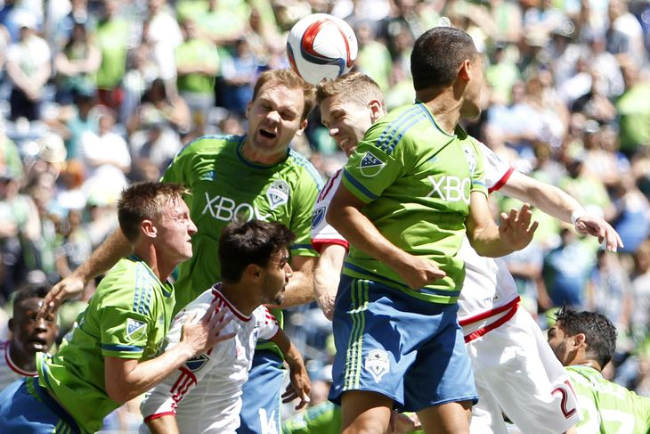 Sounders Host Old Rivals San Jose Earthquakes in Showdown