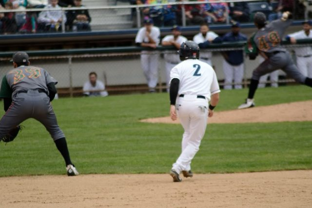 Everett AquaSox Spotlight: Eric Filia