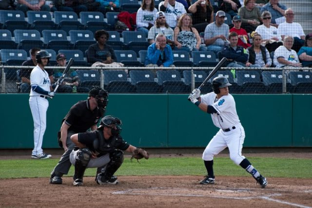 Everett AquaSox Spotlight: Shortstop Bryson Brigman