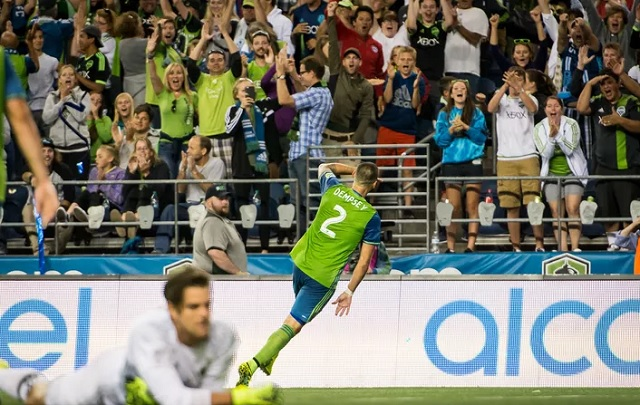 Reaction: Sounders Make it 3 in a Row, Burn Timbers to the Ground, Win 3-1