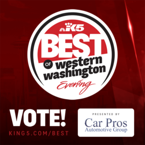 Select Seattle Sports Union as Best Blogger on King5's Best of Western Washington open vote poll presented by Evening Magazine.