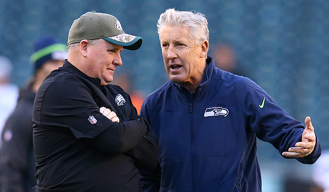 Seahawks vs 49er preview: Pete Carroll and Chip Kelly renew Pac-12 rivalry at the NFL level
