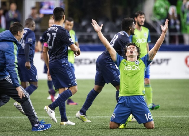 Reaction: Sounders handle Sporting KC 1-0, move on to semi-finals